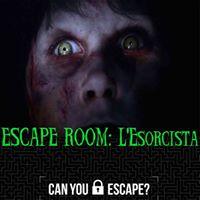 Escape Room LEsorcista - 22 Ottobre