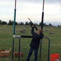 Upton 4-H Shooting Sport Practices