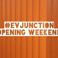 EV Junction Opening Weekend