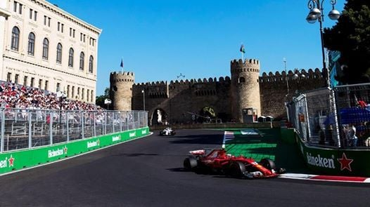 Azerbaijan European Grand Prix 2019