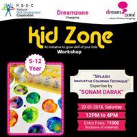 Kid Zone Workshop