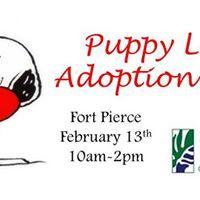 Puppy Love Adoption Event