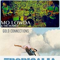 MO LOWDA &amp GOLD Connections at Tropicalia