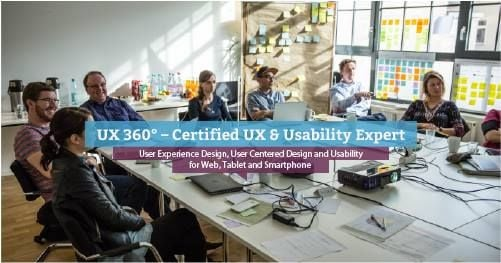UX 360  Certified UX & Usability Expert London (engl.)