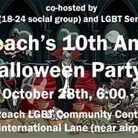 10th Annual Halloween Party