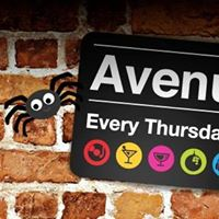 Avenue Thursday Halloween Ball at Dtwo - Use App For Guestlist
