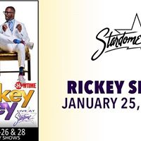 Rickey Smiley at StarDome