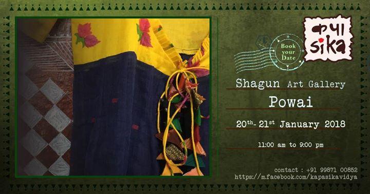Kapasika at Shagun Art Gallery Powai
