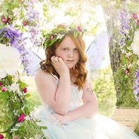 Fairy Garland swing Mini