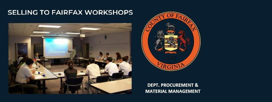 Selling to Fairfax County Workshop