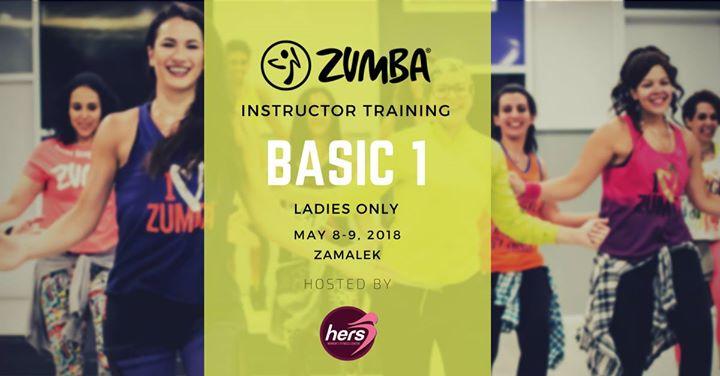 Zumba® Instructor Training - Basic 1 in Zamalek   Women Only at Hers ...