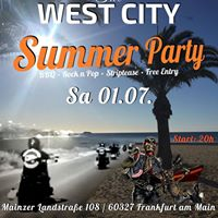 Summer Party at West City