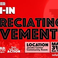 Civil Rights Teach-In Appreciating Movements