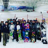 Girls Afternoon at Snow Factor