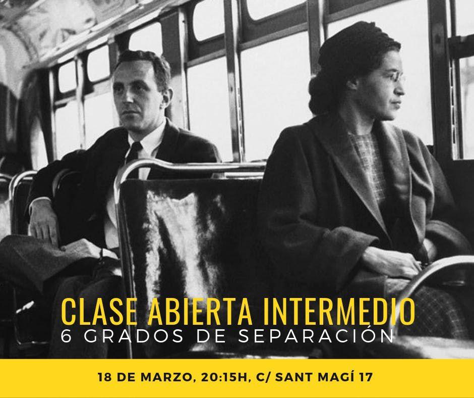 CLASE ABIERTA INTERMEDIO IMPRO 2T