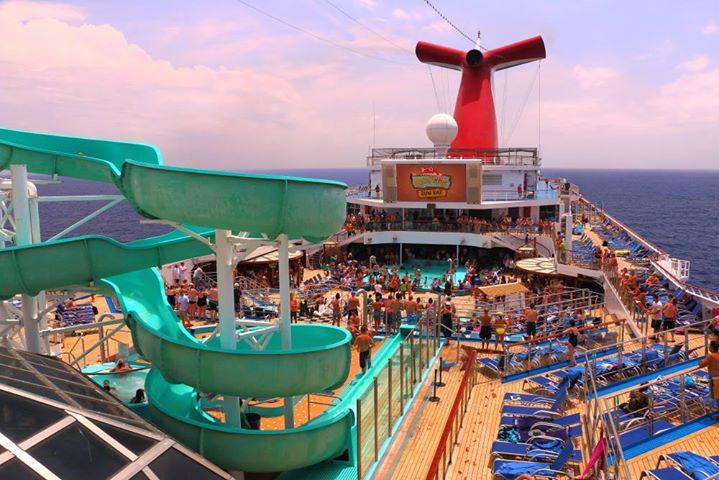 Carnival Glory With Seuss At Sea Miami