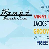 Vinyl House Masters at Mambo Beach Club 150417