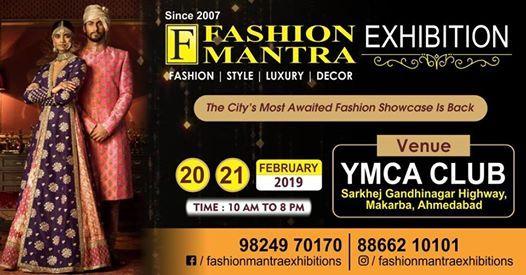 Fashion Mantra Exhibition February 2019 - Ahmedabad