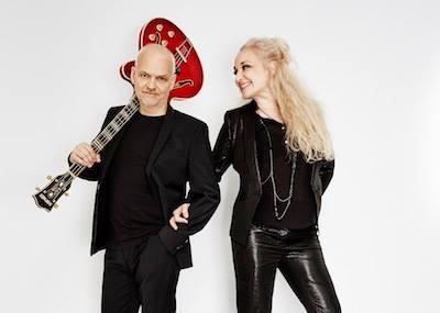 Ccile Norby & Lars Danielsson