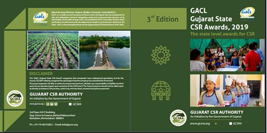 GCSRAs 3rd National CSR Conclave & Awards 2019
