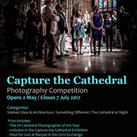 Capture the Cathedral Photography Competition