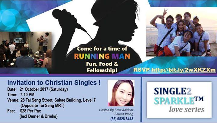 Christian singles Dating Singapour Vitesse datant de grands rapides mi