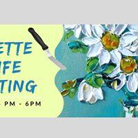 Palette Knife Painting  Surat