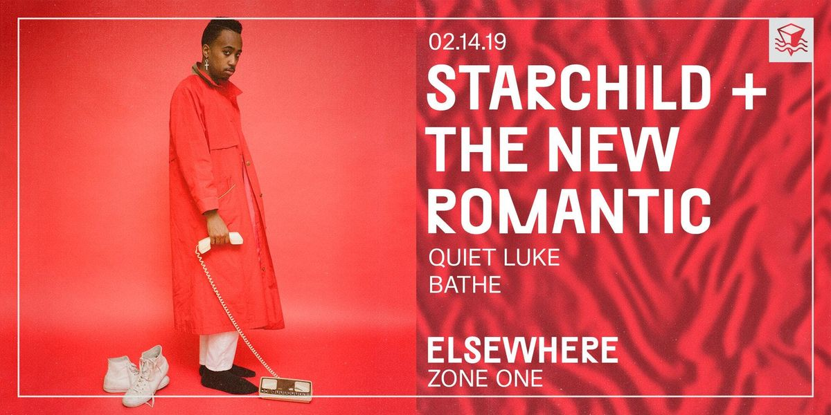 Valentines Day with Starchild & The New Romantic  Elsewhere (Zone One)