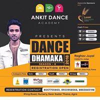Dance Dhamaka Season 8 - AUDITION