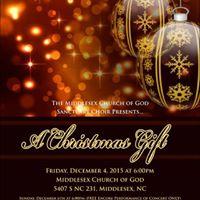 MCOG Choir Christmas Dinner TheaterConcert...