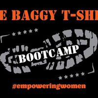 Ladies Only Baggy T-Shirt Boot Camp Registration