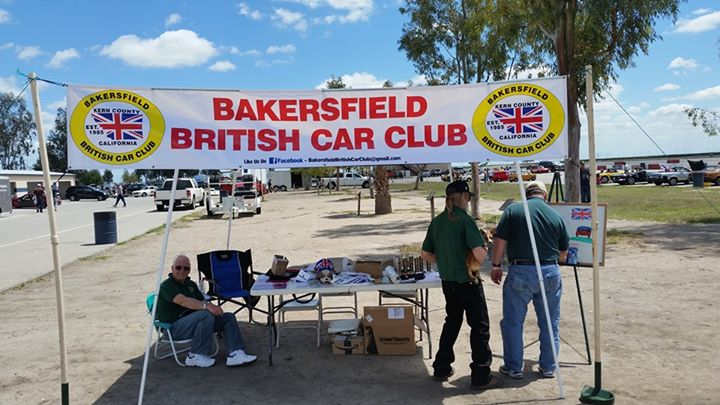 Vintage Sidecar And British Car Show In Paso Robles At Paso Robles - Paso robles car show