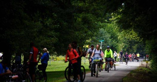 Central Iowa Bike Ride Event