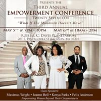 Woman To Woman With Joanne Presents The 3rd Annual Empowerment Conference