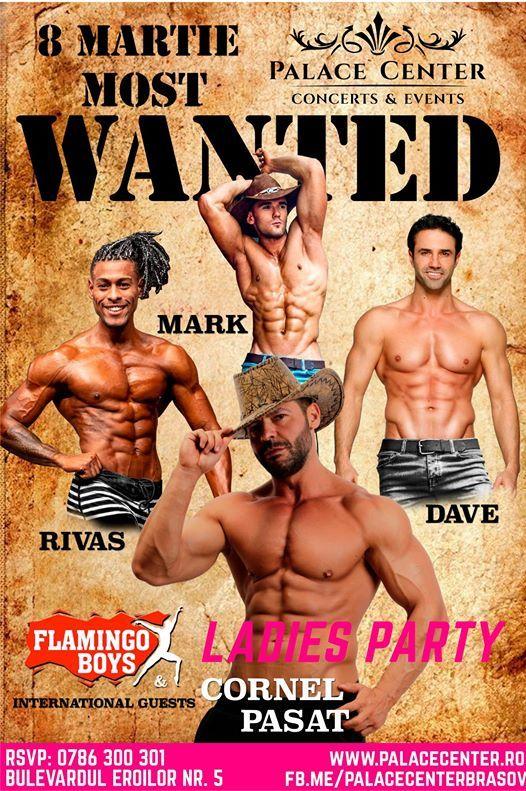 Cornel Pasat & Flamingo Boys - Ladies Party - 8 Martie