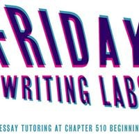 Friday College Essay Writing Labs for Seniors at Chapter 510