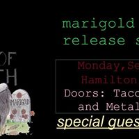 Marigold EP Release Show  Special Guests TBA