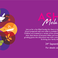 Ashvin Mela - another initiative by the DOFM