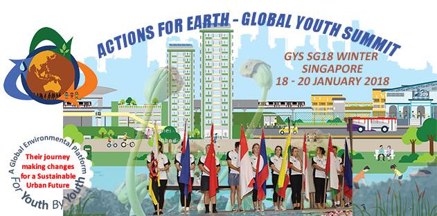 GYS SG18 Winter Singapore