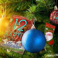 Stemmed Glass Presents 12 Tastes of Christmas Martini Tasting