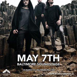 Riverside live at Baltimore Soundstage on 57