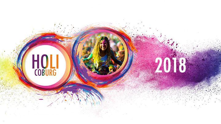 Holi Festival Coburg 2018