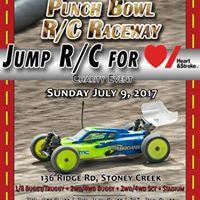 Jump RC for Heart - Charity Race