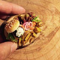 Gourmet Burger Platter
