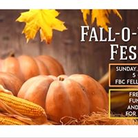 Fall-o-ween Festival