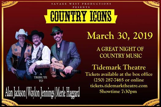 Country Icons Show