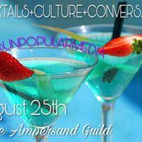 Cocktails Culture Conversation