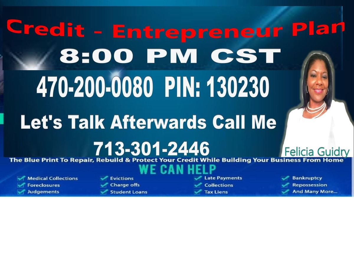 Credit Business-Entrepreneurs Plan - Austin