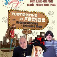 Stand-Up Comedy com Rodrigo Cceres o &quotZacarias &quot no Casa Velha em Catalo