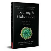 Bearing the Unbearable Booksigning